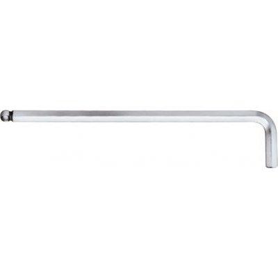 Inbusový kľúč dlhý, guľová hlava 6x mm Wiha
