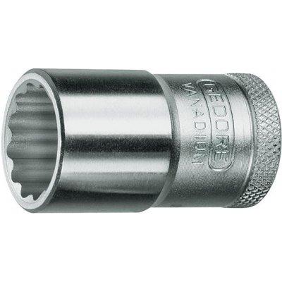 """Nástrčkový kľúč 12-hran 1/2"""" 1.1 / 4"""" x44,5mm GEDORE"""