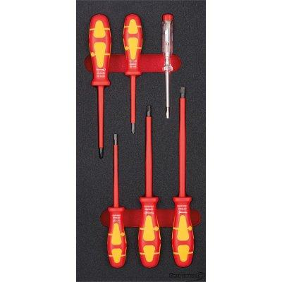 Modul pre nástroje 1/3 VDE skrutkovač FORMAT