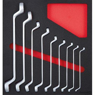 Modul pre nástroje 2/3 Obojstranný prstencový kľúč FORMAT