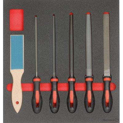 Modul pre nástroje 2/3 Pilníky FORMAT