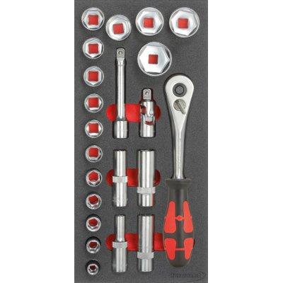 """Modul pre nástroje 1/3 Nástrčný kľúč 1/2"""" FORMAT"""