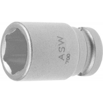 """Za tepla kovaný nástrčkový kľúč 1/4"""" 7mm ASW"""