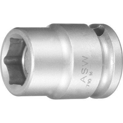 """Za tepla kovaný Nástrčkový kľúč s magnetom 3/8"""" 17mm ASW"""