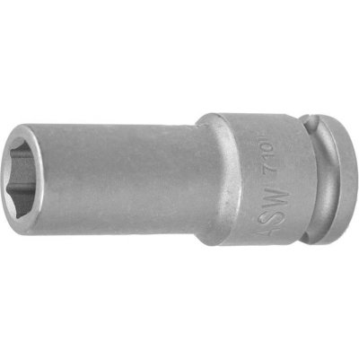 """Za tepla kovaný Nástrčkový kľúč dlhý 3/8"""" 15mm ASW"""