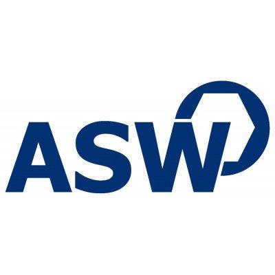 """Kovaný redukčný adaptér 3/8"""" na 1/4"""" ASW"""