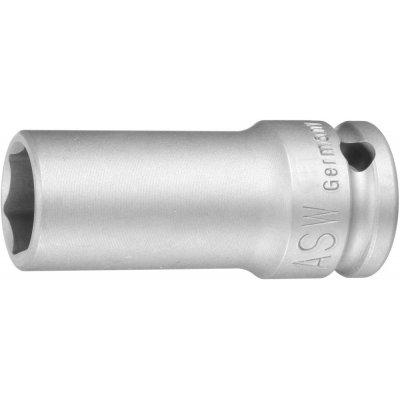 """Za tepla kovaný Nástrčkový kľúč dlhý 3/4"""" 17mm ASW"""