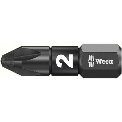 """Bit Impaktor 1/4"""" DIN3126C6,3 PZ2x25mm Wera"""