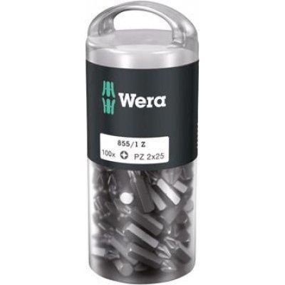 "Bit 1/4"" DIN3126E6,3 PH1x25mm, balenie 100 ks Wera"