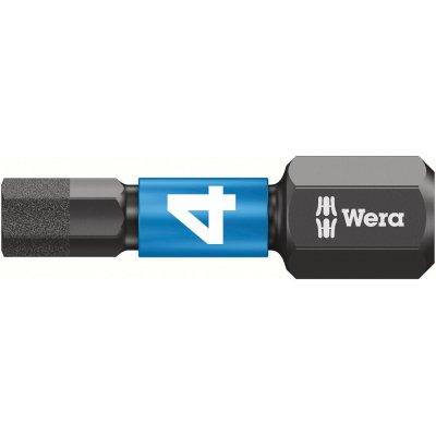 """Bit Impaktor 1/4"""" DIN3126C6,3 vnútorný 6-hran, 4x25mm Wera"""