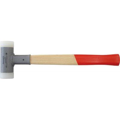 Kladivo s mäkkým čelom bez spätného rázu 60mm FORMAT