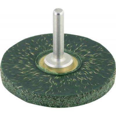 Bezpečnostné kotúčový kefa vlnitý 63x6x mm FORMAT