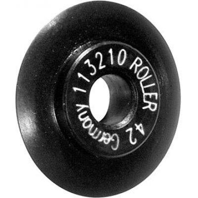 Obvodový nôž pre Rezačka rúrok Corso na meď inox veľkosť Roller
