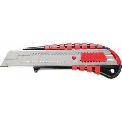 Nôž Cutter kovový 1 čepeľ 25mm FORMAT
