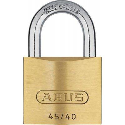 Cylindrický zámok, mosadz 4-40 5 kľúčov ABUS