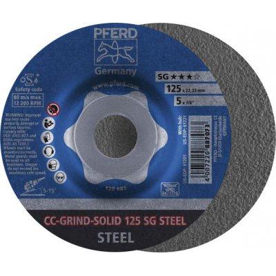Brúsny kotúč CC-GRIND Solid Steel 125mm PFERD