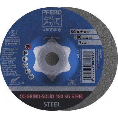 Brúsny kotúč CC-GRIND Solid Steel 180mm PFERD