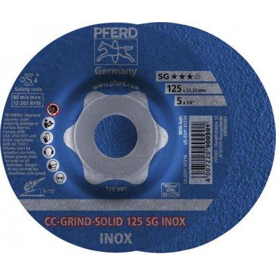 Brúsny kotúč CC-GRIND Solid INOX 125mm PFERD