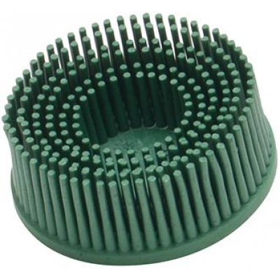 Bristle Disc ROLOC 76,2mm K50 zelený 3M