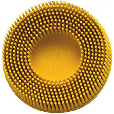 Bristle Disc ROLOC 76,2mm K80 žltý 3M
