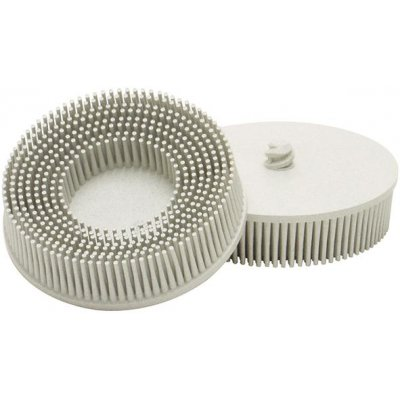 Bristle Disc ROLOC 76,2mm K120 biely 3M