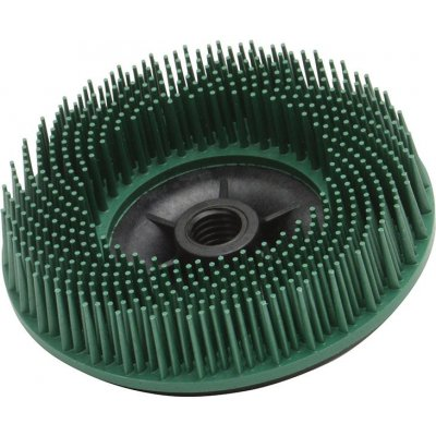 Bristle Disc M14 115mm P120 biely 3M