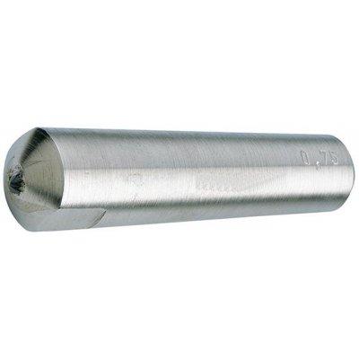 Jednokamenný orovnávací Diamant 0,75 karátov stopka MK0 FORMAT