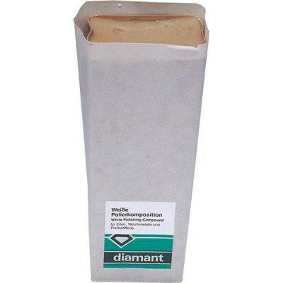 Brúsna a leštiaca pasta 700g bielo-béžová Diamant
