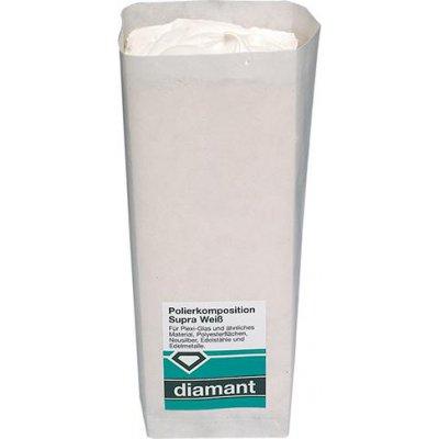Brúsna a leštiaca pasta 900g supra biela Diamant