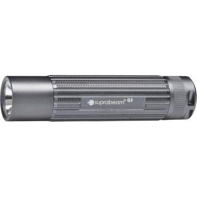 Vreckové svietidlo Q3 15/50/200 / 380lm suprabeam