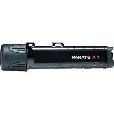 Vreckové svietidlo X1 LED 167x38mm čierna PARAT