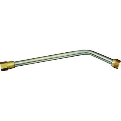 Spojovacia rúrka propán zahnutá 60 ° 500mm GCE