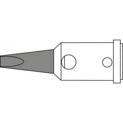 Letovací hrot 0G072KN / SB pre sadu spájkovanie plynom Independent Ersa