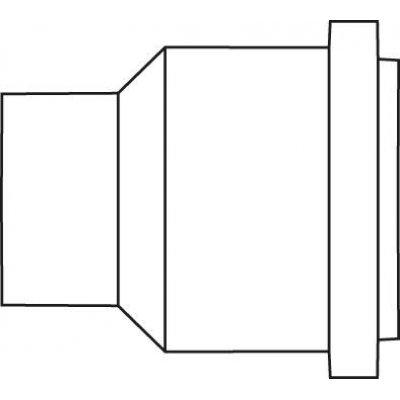 Opálové tryska 0G072BE / SB pre sadu spájkovanie plynom Independent Ersa