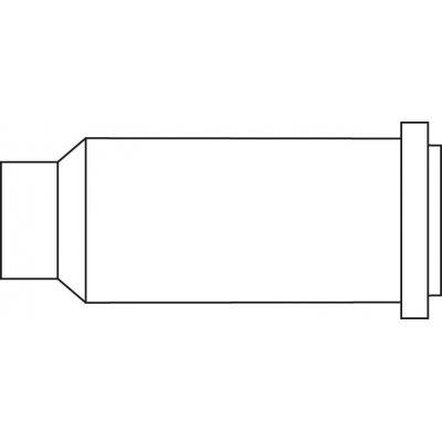 Dýza na horúci plyn 0G072HE / SB pre sadu spájkovanie plynom Independent Ersa