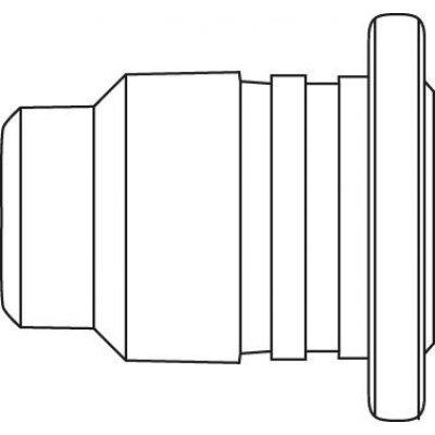 Opálové tryska 0G132BE / SB pre sadu spájkovanie plynom Independent Ersa