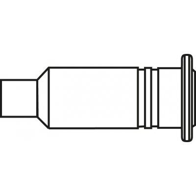 Dýza na horúci plyn 0G132HE / SB pre sadu spájkovanie plynom Independent Ersa