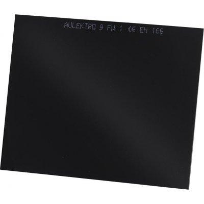 Ochranné zváračské sklo Din9 90x110mm
