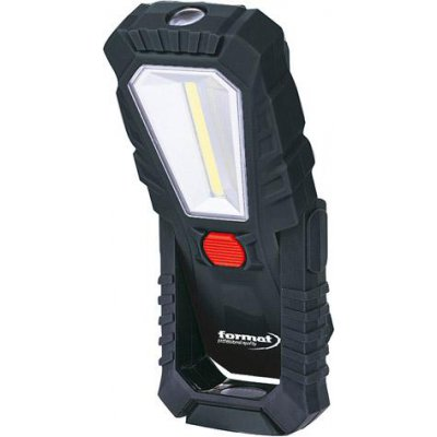 LED ručné Lampa 3W FORMAT