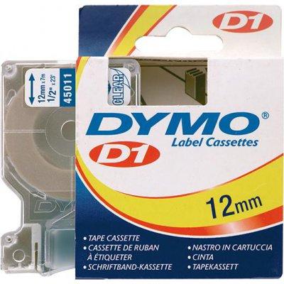Popisovacia páska D1 45011 modrá / priehľadná 12mmx7m DYMO