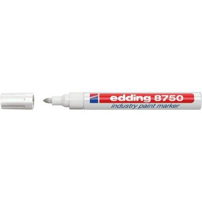 Priemyselný lakovacej značkovač 8750 biela edding