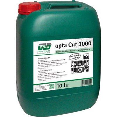 Prémiový rezný olej Cut 3000 10l OPTA