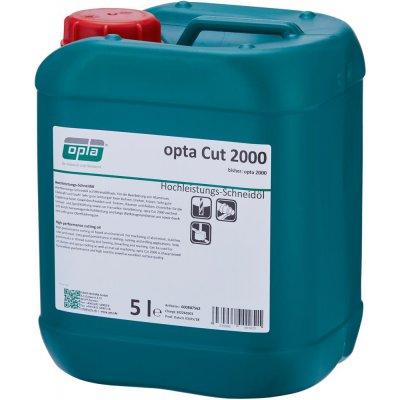 Vysoko výkonný rezací olej CUT 2000 5l OPTA