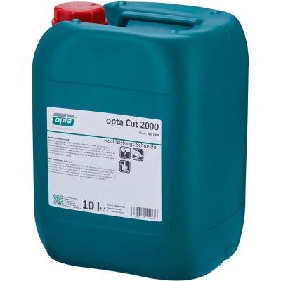 Vysoko výkonný rezací olej CUT 2000 10l OPTA