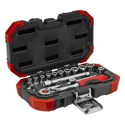 Sada nástrčných kľúčov 1/4 kľúčový otvor 4-13 mm 16 dielov Gedore RED