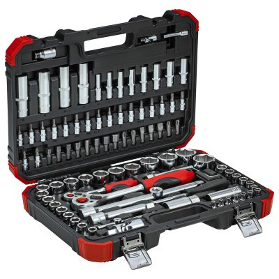 Sada nástrčných klíčů 1/4 + 1/2 94 ks Gedore RED