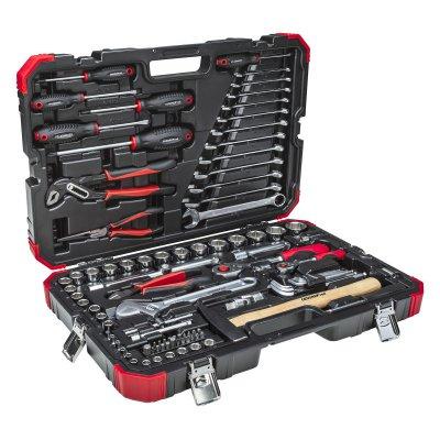 Sada nástrčných kľúčov 1/4 + 1/2 10-32 mm 100 dielov Gedore RED