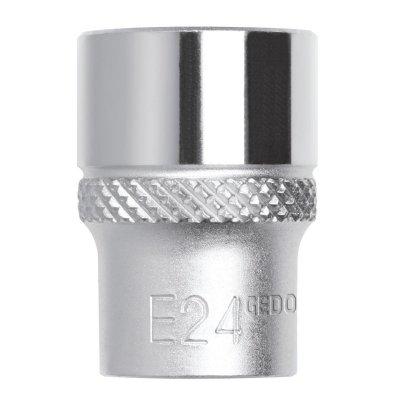 Nástrčný kľúč 1/2 TX E16 dĺžka 38 mm Gedore RED