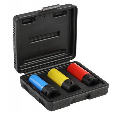 Sada nástrčných kľúčov pre mechanický uťahovák 1/2 3 diely Gedore RED