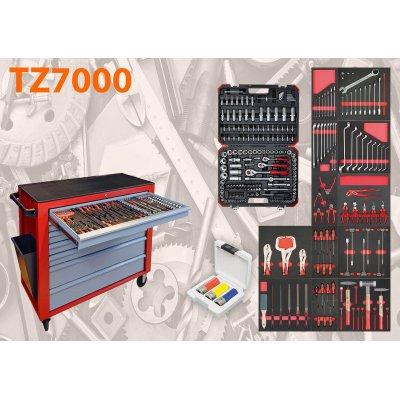 Dielenský vozík TZ7000 Toolzone